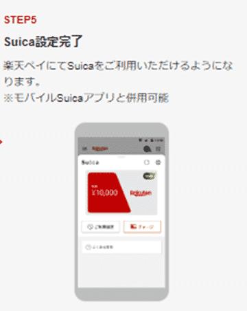 2.既にモバイルSuicaのアカウントを持っている場合