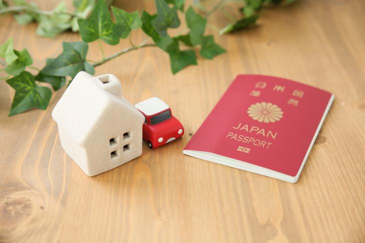 海外赴任の場合、住所変更は必要?