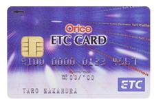 1.Orico Card THE POINT