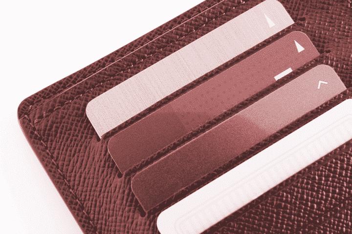 5.クレジットカードを作りすぎない