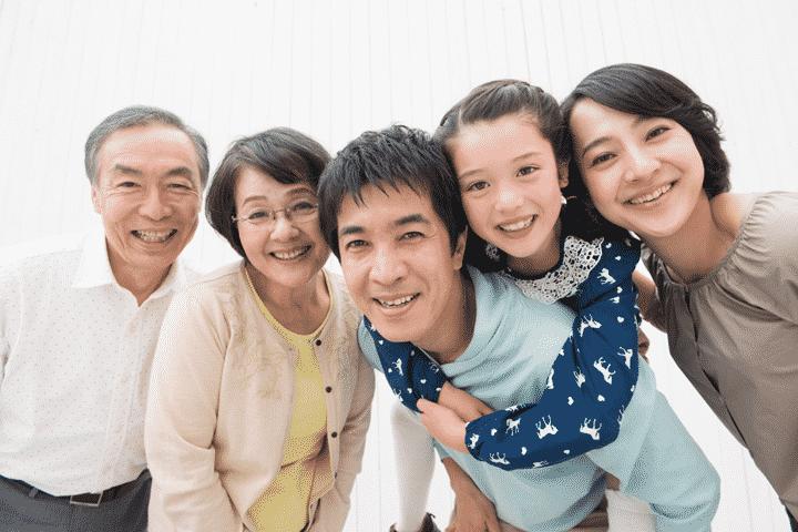 「家族」の範囲はクレジットカード会社によって異なるので確認しよう