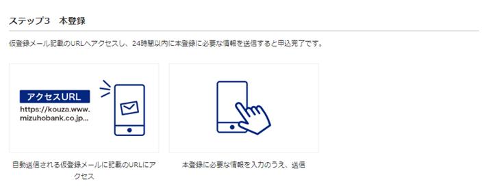 3.本登録