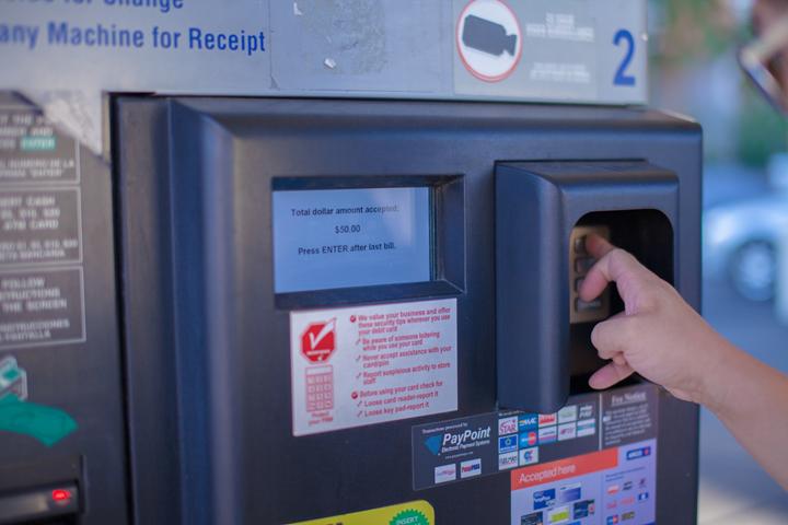海外ATMでの使い方