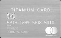 ラグジュアリーカード/Mastercard Titanium Card