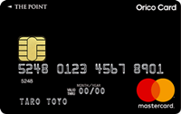 Orico Card THE POINTの概要