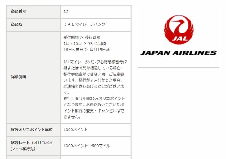 Orico Card THE POINTで飛行機に乗らずに「JALマイル」が貯まる理由