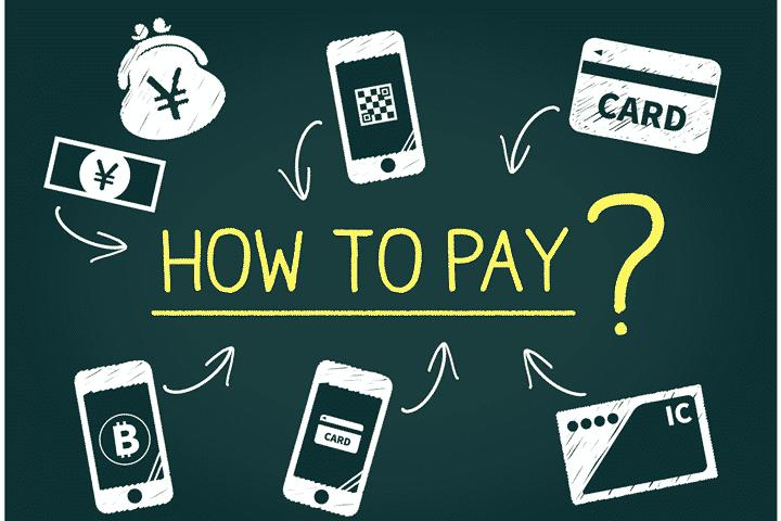 スマホ決済を使ってコンビニでクレジットカード払いをする方法