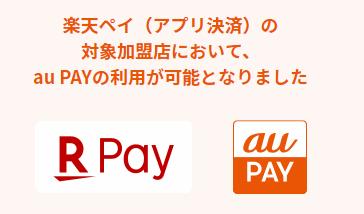 au PAYがおすすめの理由