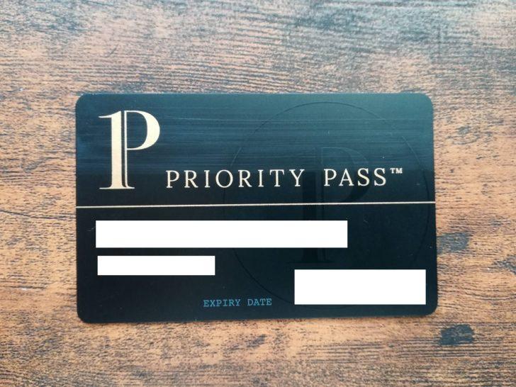 手順3.約1週間で、プライオリティ・パスの会員カードが郵送されてきます。
