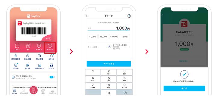 3.PayPayとYahoo! JAPANカードを紐づける